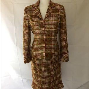 NWOT Kasper Skirt Suit Size 6